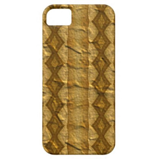 Abstract modern pattern iPhone 5/5S cover