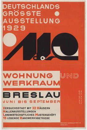 Johannes Molzahn. Wohnung und Werkraum (Dwelling and Workplace). 1929
