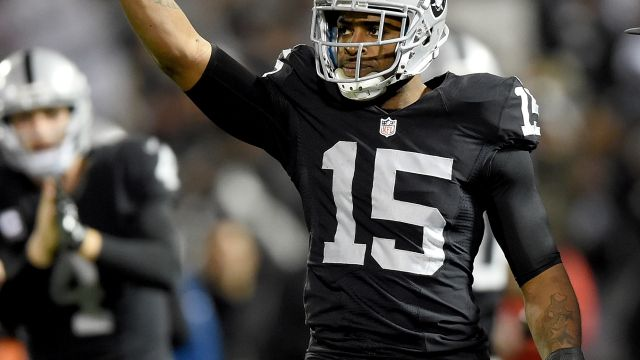 This guy is becoming a true game changer in the Raiders offense since crossing the bay from San Francisco. #OaklandRaiders #RaiderNation #NFL