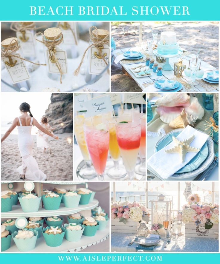 Best 25+ Beach bridal showers ideas on Pinterest | Beach ...