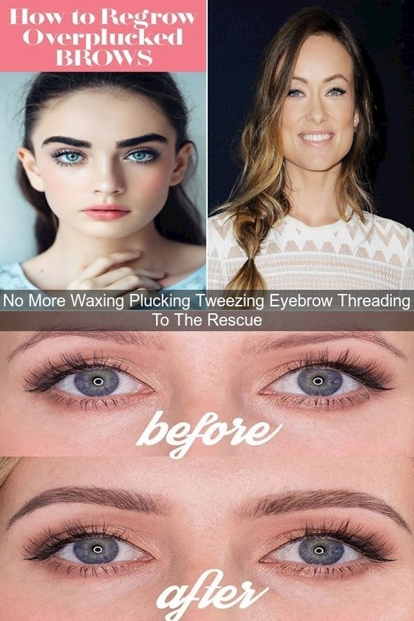 Threading Places Near Me   Eyebrow Makeup Tools   What Can ...