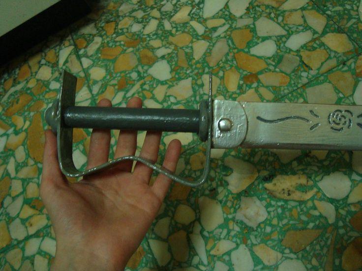 Spada Milla Armstrong FMA Bro by Claire-Leonhart