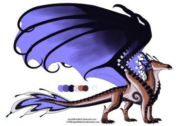 Sirenwings/Singwings in 2020 Wings of fire dragons