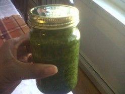 Guyanese Green Seasoning