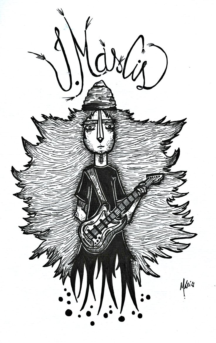 J. Mascis @ Dinosaur Jr.