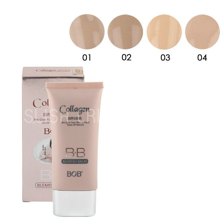 Women's Beauty BOB Collagen Smooth Natural BB Cream 50g Blemish Balm for Makeup | Health & Beauty, Other Health & Beauty | eBay!