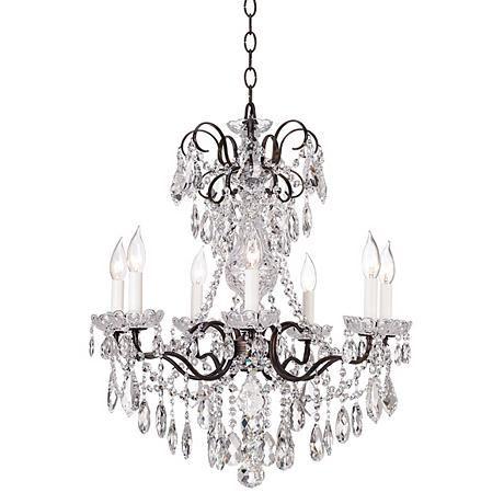 108 best chandeliers images on pinterest chandeliers entrance schonbek new orleans collection 24 wide crystal chandelier aloadofball Images