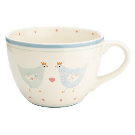 Buy John Lewis Polly's Pantry Jumbo Mug, Multi Online at johnlewis.com