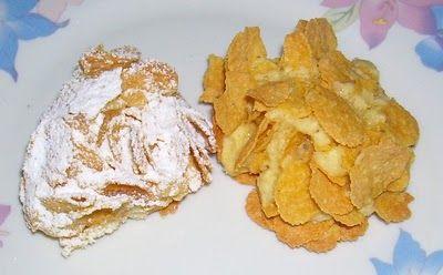 Rose del Deserto col Bimby: come preparare i Biscotti con i Corn Flakes