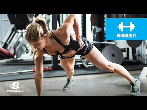 Alex Silver Fagan  39 s Fast And Dirty Circuit Workout