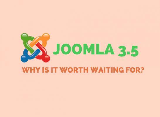 Να γιατί πρέπει να περιμένετε πως και πως το Joomla 3.5.  #JoomlaNews http://www.joomlashine.com/knowledgeportal/articles/why-joomla-3-5-is-worth-waiting-for.html