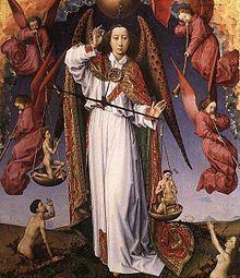 Das Jüngste Gericht (Rogier van der Weyden) – Wikipedia