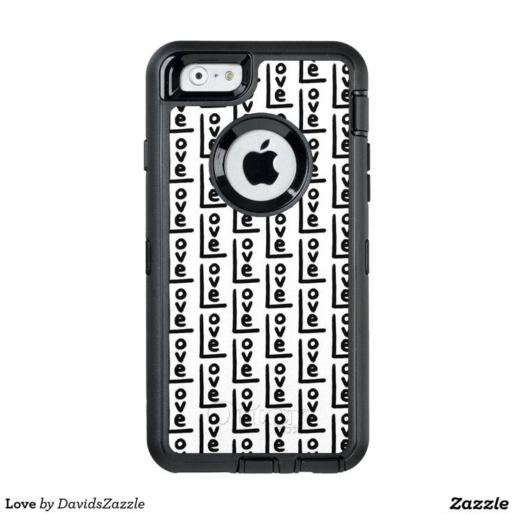 Love Phone Case  Be sure to check out all the options to meet your accessory need!  #phone #case #love #black #white #pattern #all #over #print #letter #text #language #word #emotion #feeling #relationship #boyfriend #girlfriend #friend #family #tough #slim #barely #there #apple #products #samsung #galaxy #iphone #tablet #ipad #wallet #folio #folding #sleeve #laptop #computer #macbook #air #pro #accessory #accessories #gear #life #style #lifestyle #buy #sale #zazzle