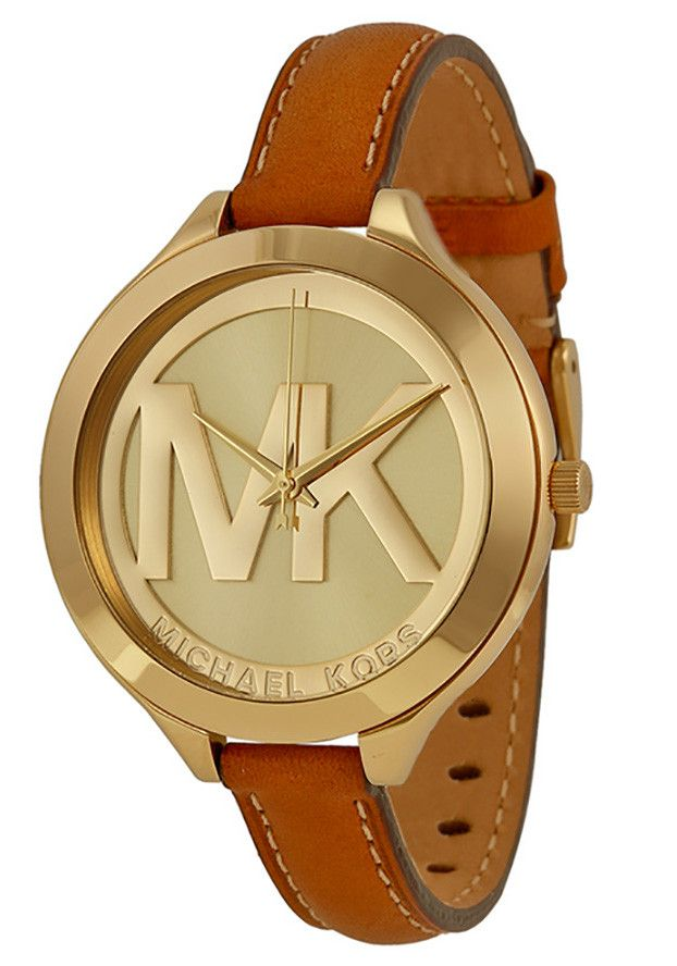 michael kors watches slim runway s mk2326