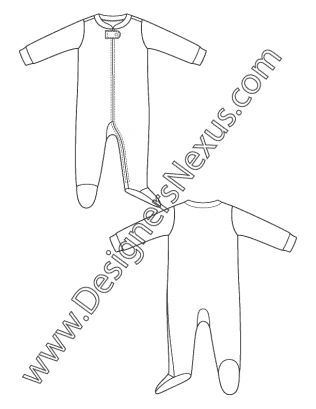 40 best Kids Fashion Flat Sketch Templates images on
