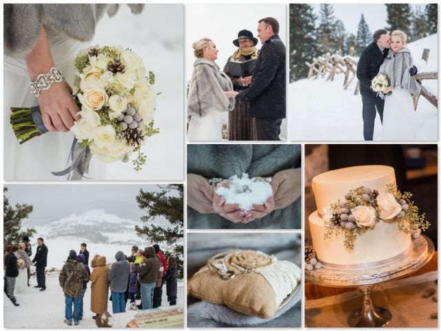Elopement wedding florals by @pinkposeydesign  with coordination by @customweddingsofcolorado