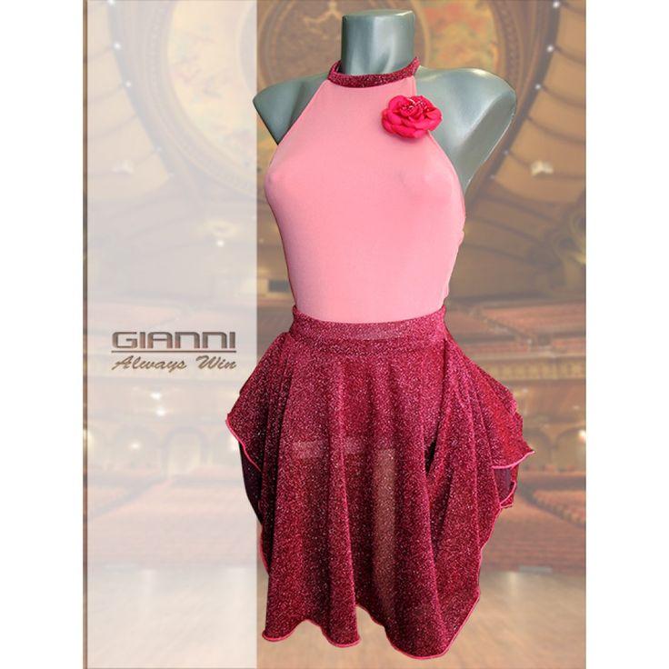 LW002 Rose Lillit Dancewear