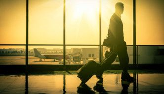 Letter to traveling husband
