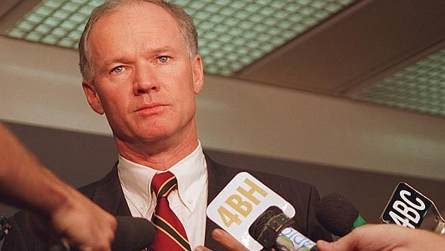 Wayne Goss - R.I.P. Queensland Premier at 39 years of age. A true leader and reformer.