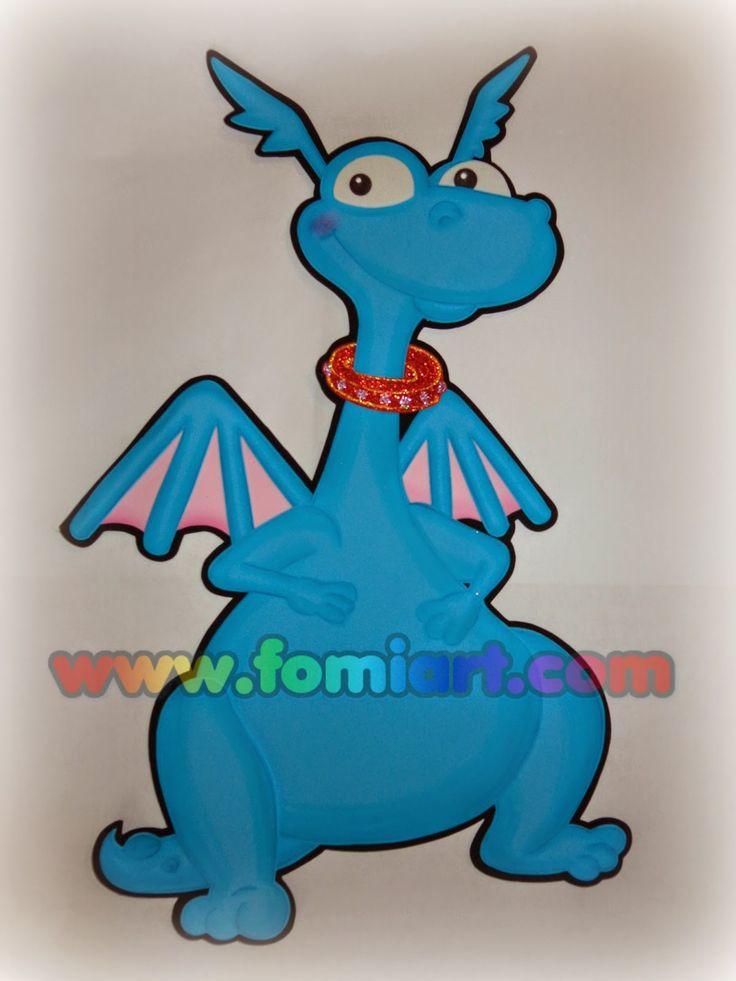 Felpita doctora juguetes decoracion en foamy  dr juguetes