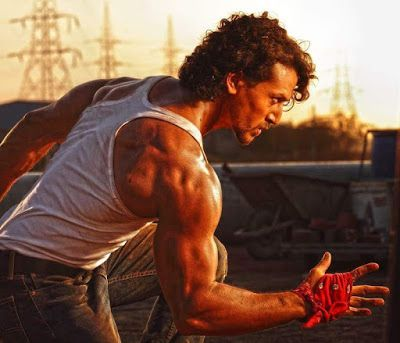 """@InstaMag - Actor Tiger Shroff, who has been roped in for the Hindi remake of Hollywood action film """"Rambo"""", says that preparing for the film will be exhausting as"""
