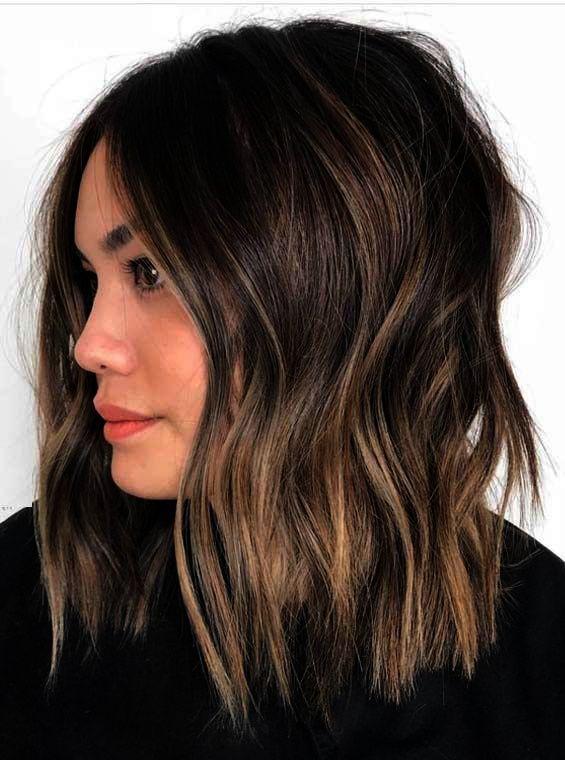 Haircut Near Me Lexington Ky Though Haircut Near Me Covington La Upon Hairstyles Japanese Balayage Hair Balayage Brunette Brunette Hair Color