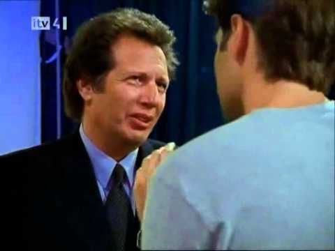 The Larry Sanders Show - David Duchovny is (Not) Gay
