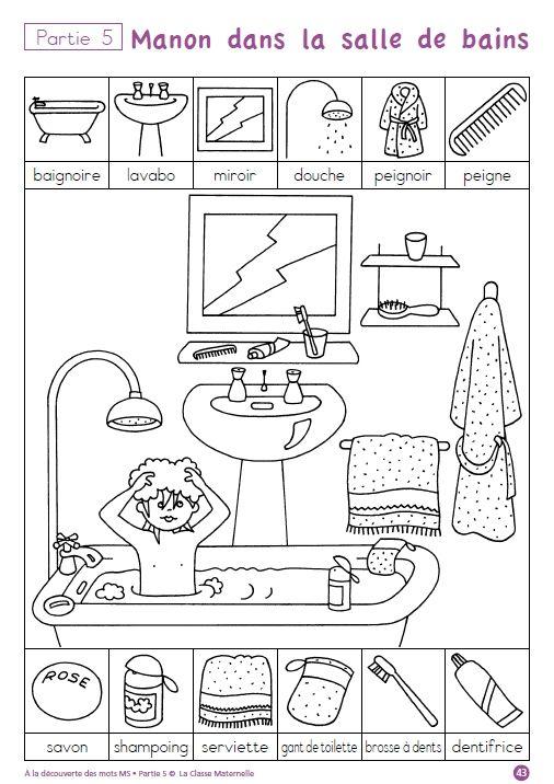 Un fichier de lecture destiné au élèves de MS, pour découvrir de nouveau mots et les utiliser. Partie 5 (mai - juin)