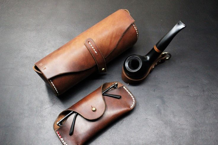 """Thanks for the kind words! ★★★★★ """"Really nice design and skilfully executed. I am really happy about the purchase."""" Vasilache P. #etsy #accessories #leather #wallet #handmade #gift #giftset #leathercraft #leatheraccessory"""