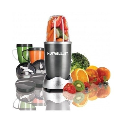 AS SEEN ON TV SPECIAL! The NutriBullet now on sale. Lowest Price Ever Seen Online Only!  Nutribullet_grey