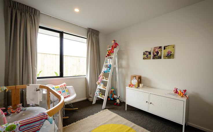 A kids room / nursery