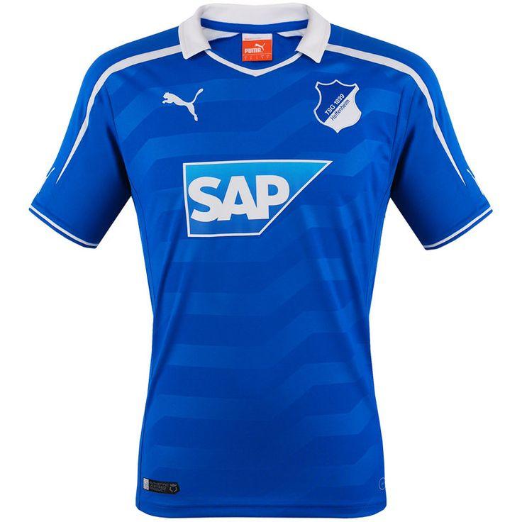 TSG 1899 Hoffenheim Trikot Home 2014 - Ab jetzt bei uns im Shop! http://www.fanandmore.de/Bundesliga/TSG-1899-Hoffenheim-Trikot-Home-2014.html