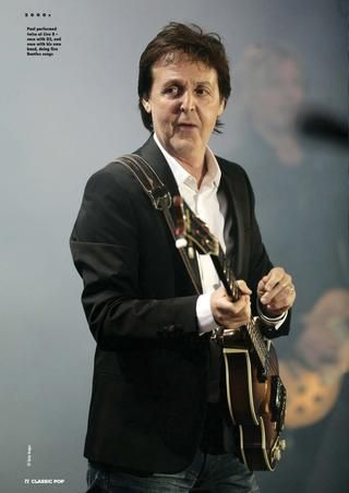 Classic pop - Paul McCartney SPECIAL EDITION by Eduardo Capdeville - issuu