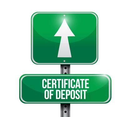 Corporate Certificates of Deposit