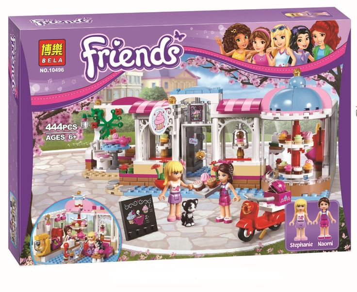 2016 New Original BELA Friends City Park Cafe Building Blocks Set Minifigures Bricks Toys Compatible Legoe Friends For Girl #>=#>=#>=#>=#> Click on the pin to check out discount price, color, size, shipping, etc. Save and like it!