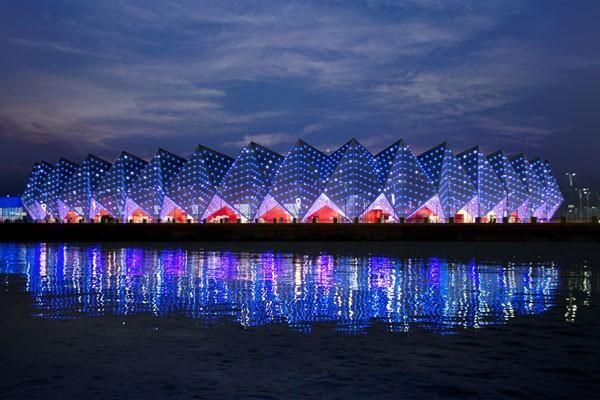 Lichtvision - Crystal Hall, Baku, Azerbaijan, 2012