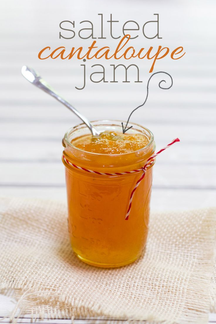 Preserve cantaloupe with this interesting and different jam. If you've never tried canning jam or jelly before, this is a great place to start!