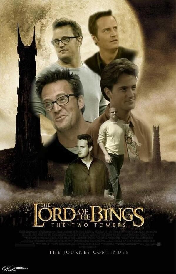 'Lord of the Bings', amazing