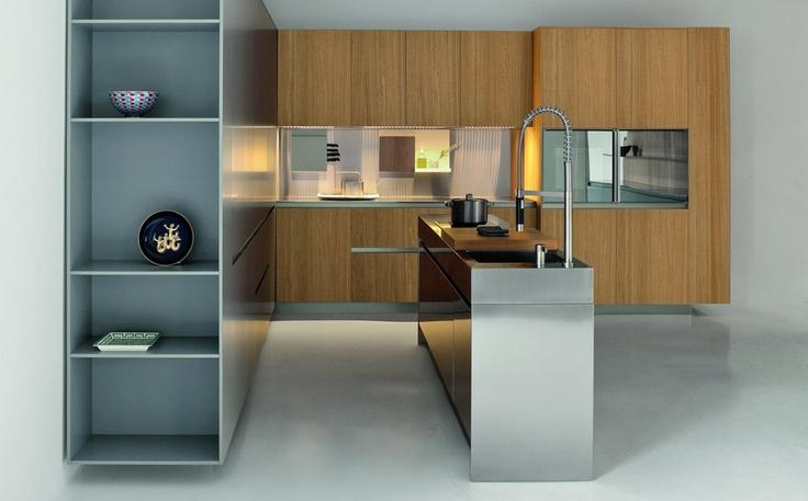 Composizioni spaziali articolate  anche in ambienti più compressi,  come quelli di appartamenti di città  o piccoli loft.