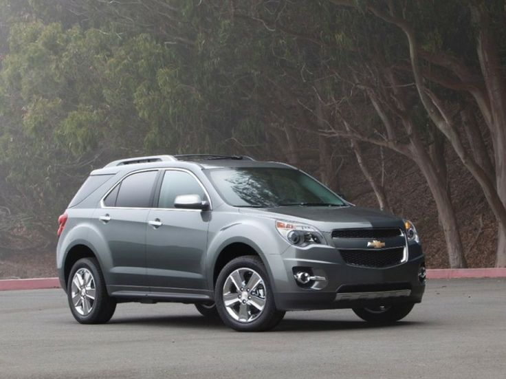 2014 chevy equinox | 2014 Chevrolet Equinox (Chevy) Pictures/Photos Gallery - The Car ...