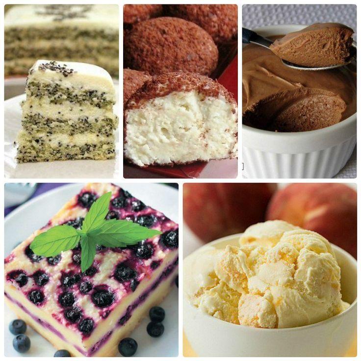 Рецепты творога диета