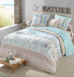 Linge de lit A l'heure d'été