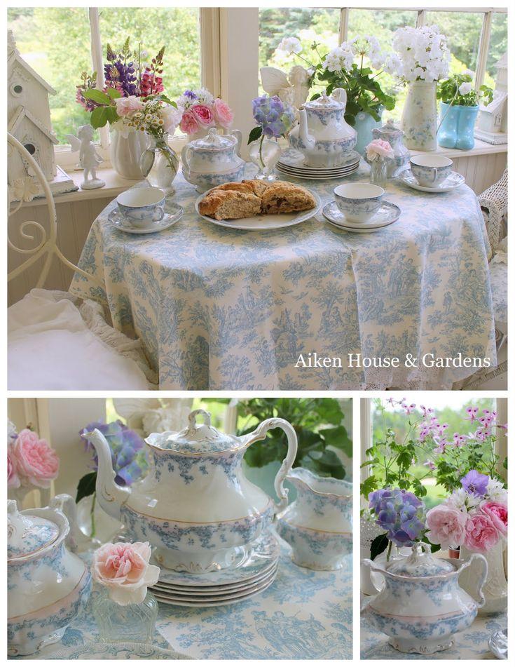 Aiken House & Gardens: Anne of Green Gables Tea