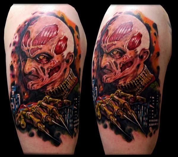 Horror Movie Tattoos Tattoos: 1000+ Images About Tattoo Ideas On Pinterest