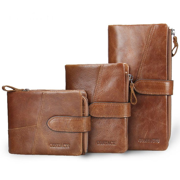 Retro Genuine Leather Women Men Wallets //Price: $36.78 & FREE Shipping // #handbag #awesome #bagsdesigns