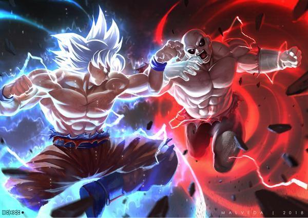 Goku Vs Jiren By Alex Malveda On Deviantart Dragon Ball Super Artwork Anime Dragon Ball Super Dragon Ball Super Art