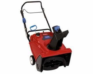 Toro Single Stage Snow Blower Power Clear 721 QZR 38743