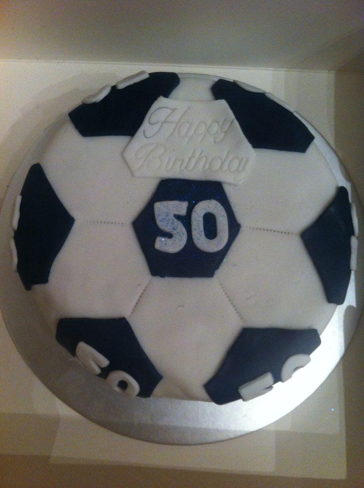Roma's husband's 50th Birthday Cake