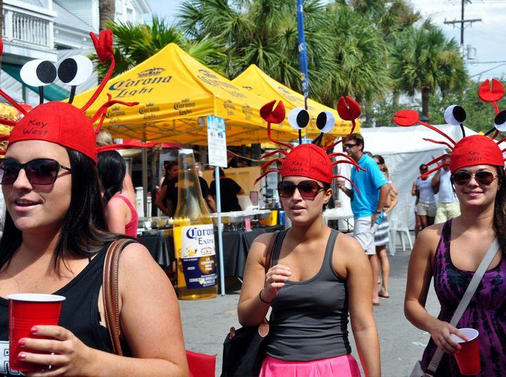 Key west lobster fest 2015 seafood events festivals