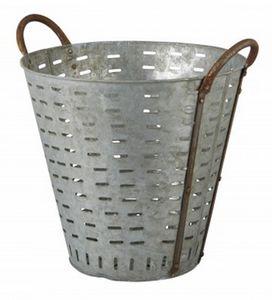 Found Mediterranean Olive Bucket